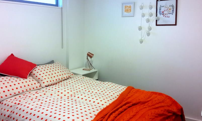 Central, modern 1 bdrm apartment - Christchurch - Wohnung