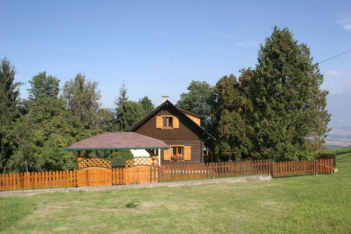 Classic Holiday Home in Sankt Andra near Ski Area