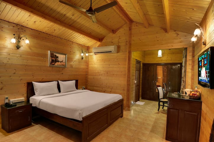 Beautifully Crafted Chalets @ Benaulim - Navelim - Chalet