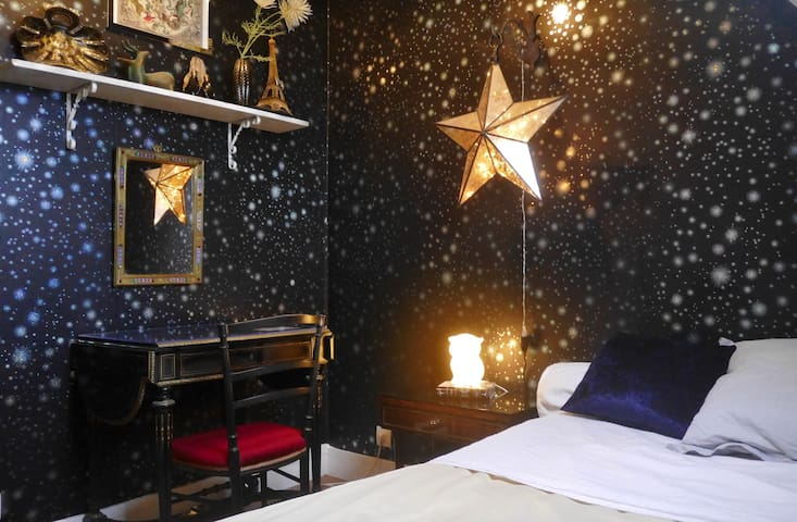 Magical nights in heart of Paris