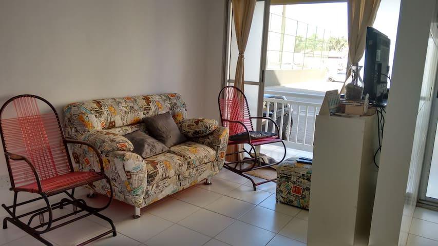 Apartamento calmo e aconchegante. - São José de Ribamar - Appartement