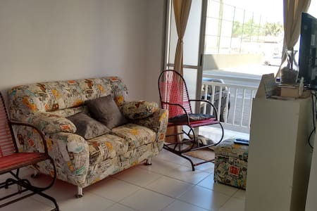Apartamento calmo e aconchegante. - São José de Ribamar - Flat
