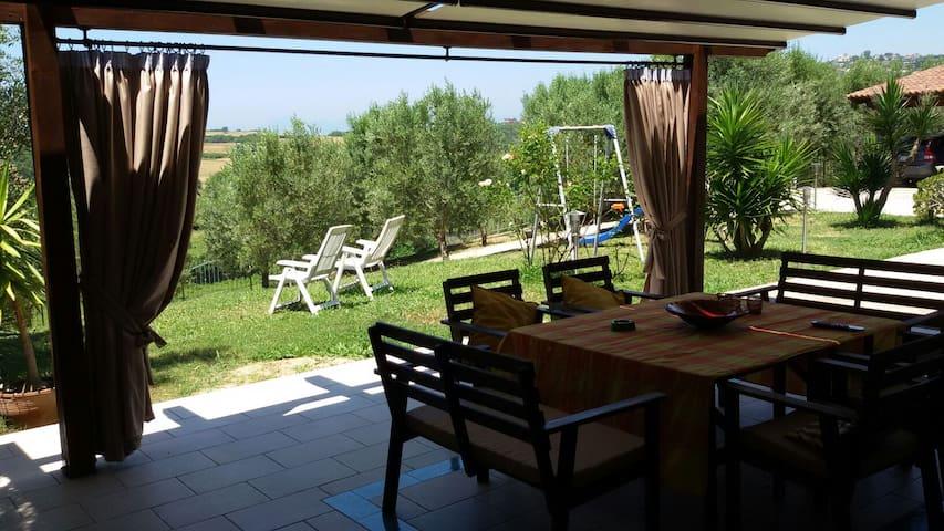 Agropoli-Cilento Casapaoma Holidays - Agropoli - Appartement