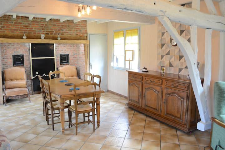 Gîte 3* en Baie de Somme-Chez Françoise et Michel