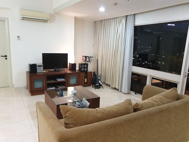 Spacious appartment in the south of Jakarta