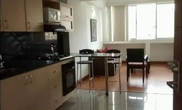 Apartamento Amoblado una alcoba poblado