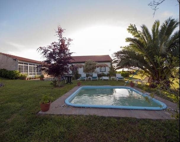 PRIVATE COUNTRY HOUSE 2000 MTRS LANZADA BEACH