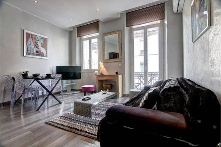Premium 2 bedrooms - 1 min from the Palais - 5M22