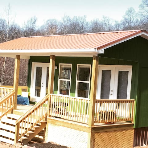 Great mountain view! Dongola Cabin - Troutdale