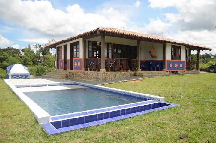 Habitación privada en La Pintada