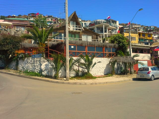 Beach House in Guanaqueros - Coquimbo