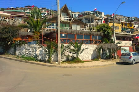 Beach House in Guanaqueros - Coquimbo - Appartement