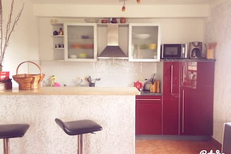 Wohnung Lea Malin - Bad Doberan - Appartement