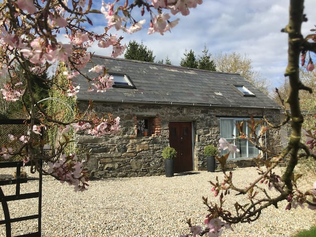 Self Contained Luxurious Stone Barn - Crossgar - Dom