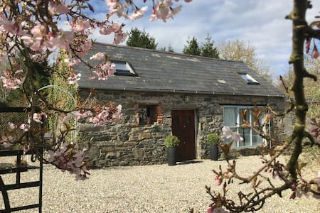 Self Contained Luxurious Stone Barn - Crossgar