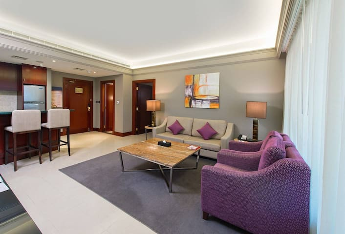 Superior One Bedroom Suite (King or Twin Beds)