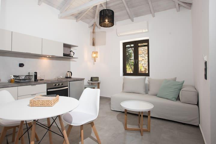 Minimal suite for 4 person at Ag. Nikolaos