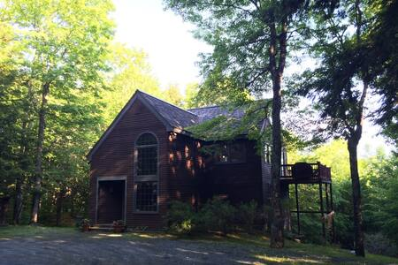 Quechee/Dartmouth Mountain Retreat - Hartford