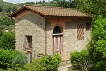 Hayloft In Historical Villa Of 1300
