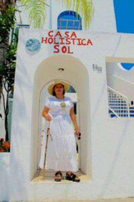 Lucero DE Avila Hostess/ Owner