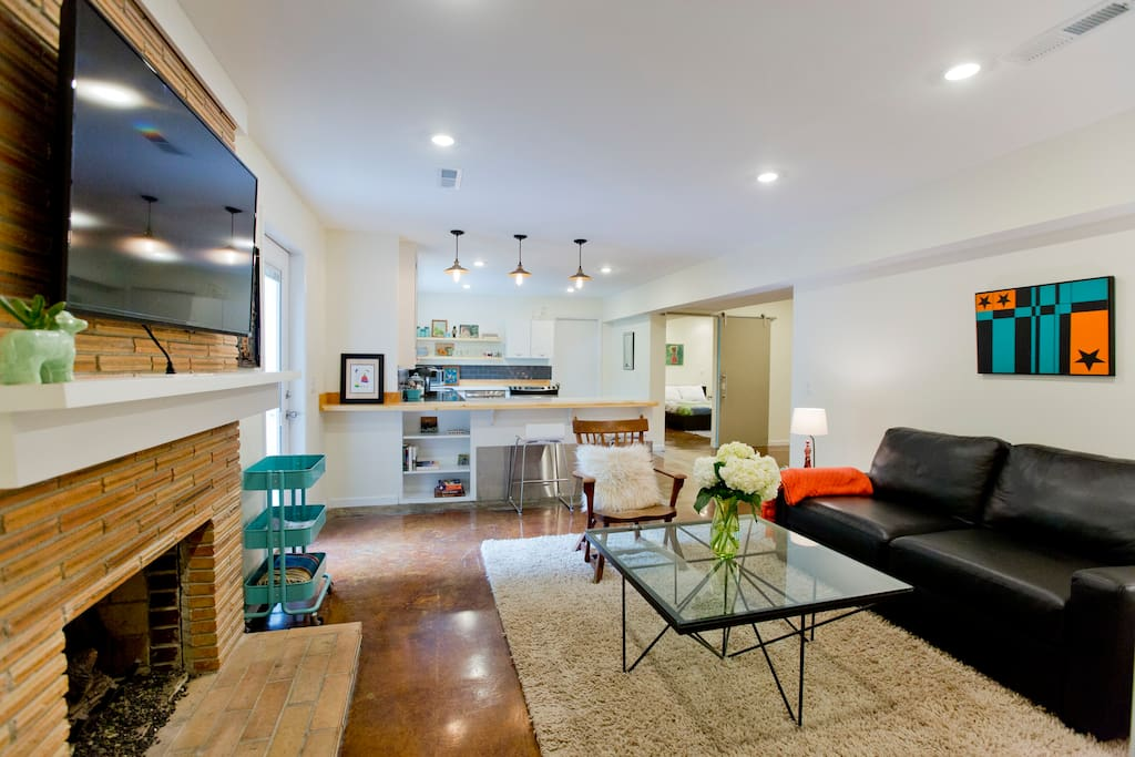 Modern Apartment In West Nashville Flats For Rent In