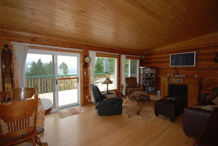 HD wallpapers log homes vernon bc