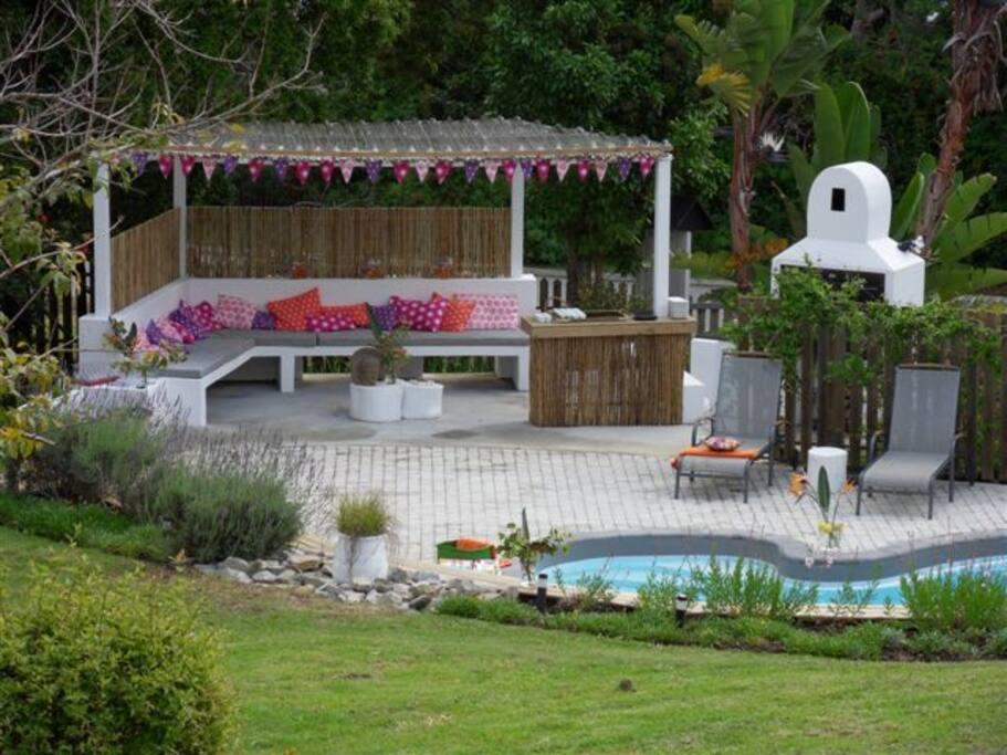 The Pool area #2