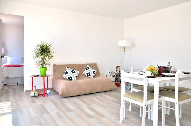 LOMAS LOFT Depto.  Nº 2 - Santiago - Apartamento