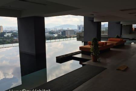 myHabitat Studio Apartment - Kuala Lumpur