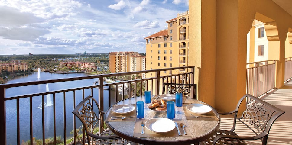 Ring in 2020 at Wyndham Bonnet Creek-2 Bedroom