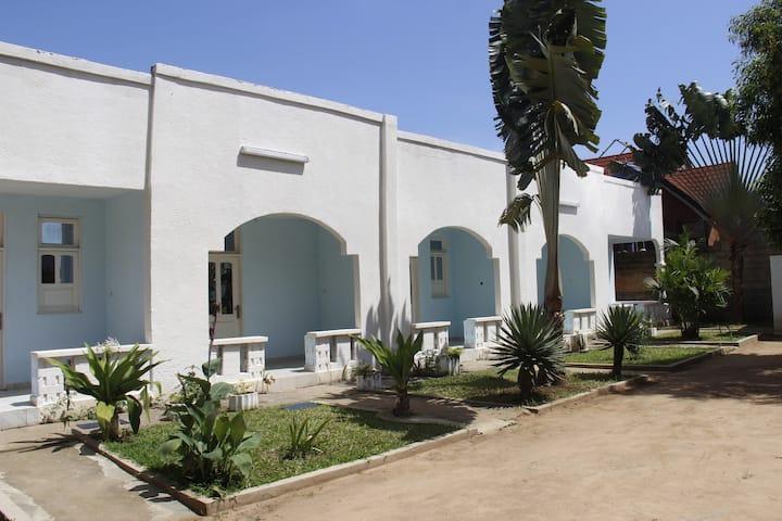 Muanda RD-Congo, Appart. Studio