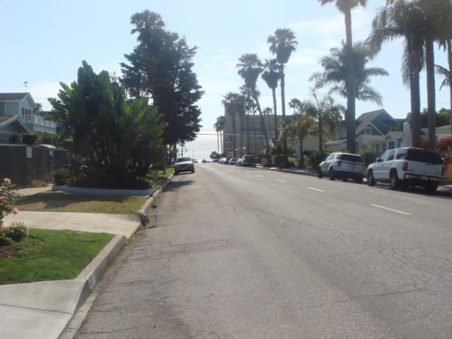 2-room apt in house, 800 sq ft. - Redondo Beach - Apartemen