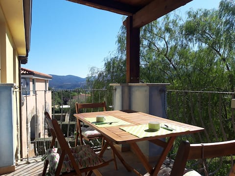 Holyday in North Sardinia, apartment in Residence