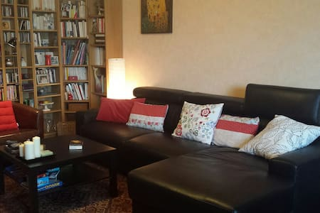 Cosy apartment close to a cinematographical street - Pariisi - Huoneisto