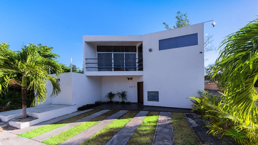 Zen House Private Residencial Playa del Carmen