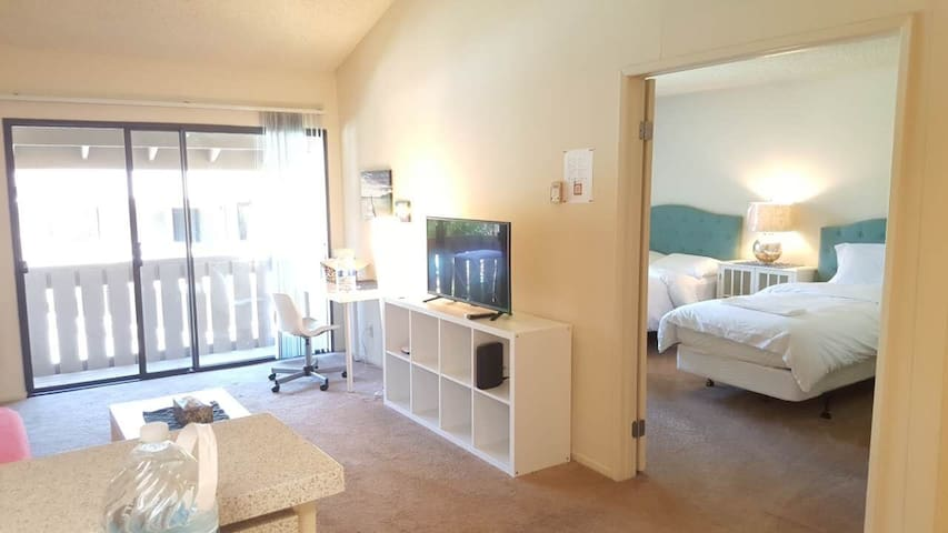 Los Angeles Rowland heights 1bed&1bath APT - Rowland Heights - Daire