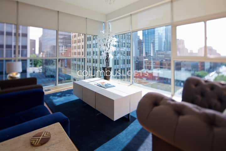 The Blue Sky Penthouse—DOWNTOWN/ARENA/CONV CENTER