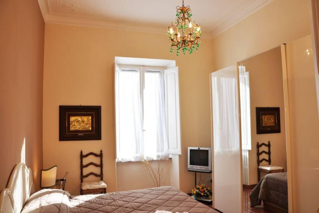 Double bedroom / Camera matrimoniale