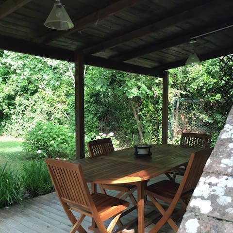 Lovely room with garden in Versilia - Pietrasanta - House