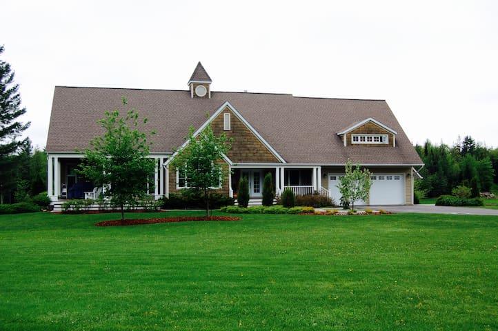 Villa du Lac Damour, retraite de rêve ! - Eastman