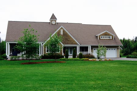 Villa du Lac Damour, retraite de rêve ! - Eastman - Villa