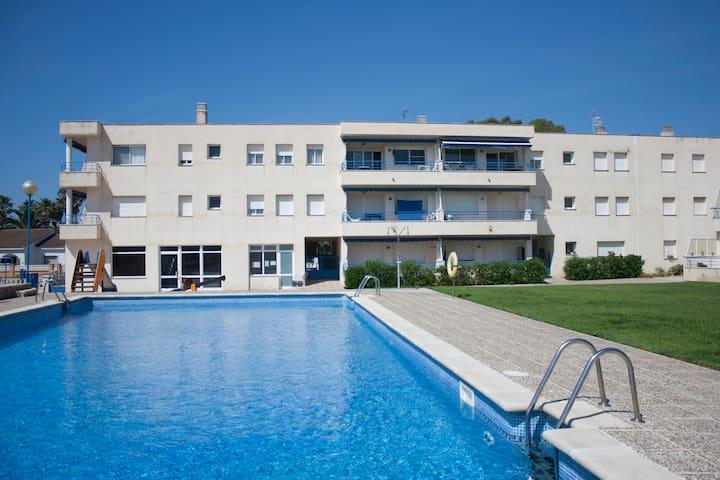 Apto Eucaliptus - Delta del Ebro - L'Eucaliptus - Apartamento