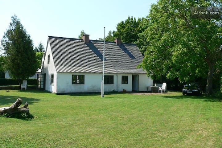 strynoe, villa for rent - Rudkobing - Ö