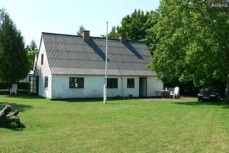 strynoe, villa for rent - Rudkobing - Wyspa