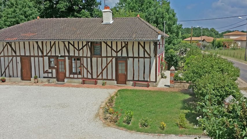 Ecogîte du Der (4* Gîte de France) - Droyes - Haus