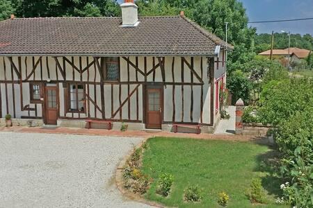 Ecogîte du Der (4* Gîte de France) - Droyes - 一軒家