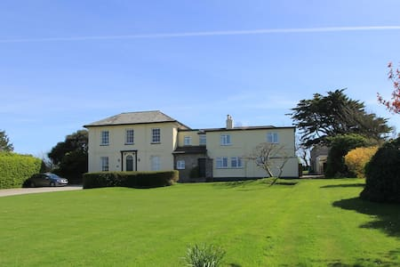 The Old Vicarage - Apartment 2 - Padstow