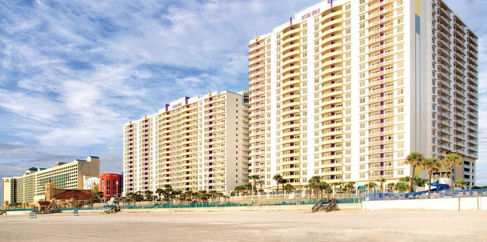 Daytona Beach Ocean Walk Resort - Daytona Beach - Condominium