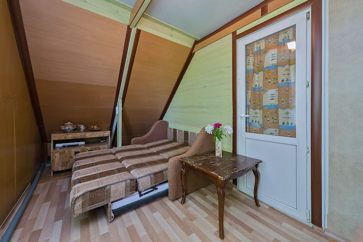 4 комнаты в 2-эт доме 9 км от Мкад - Долгое Лёдово - Haus
