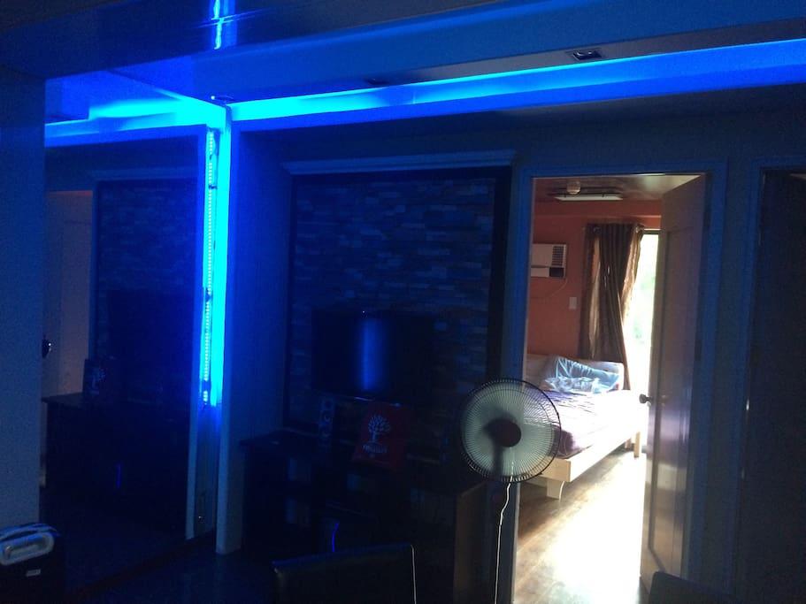 LED cove lighting
